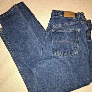 🇺🇸 Women's Tommy Hilfiger straight leg jeans 16
